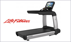 Life Fitness Treadmills at Fitness Showrooms