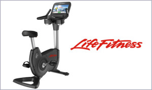 Life Fitness Cycles at Fitness Showrooms