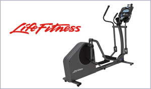 Life Fitness Ellipticals at Fitness Showrooms