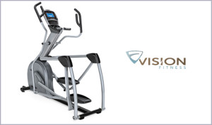 Vision Ellipticals at Fitness Showrooms